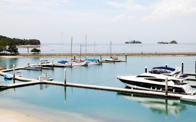 Nongsa Point Batam Marina
