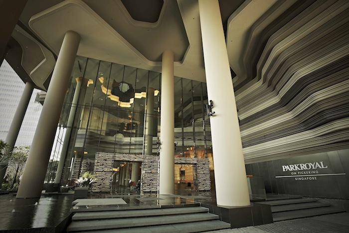PARKROYAL on Pickering Singapore Hotel Review