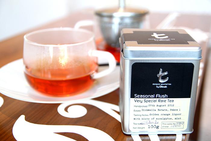 High Tea at W Singapore Sentosa Cove