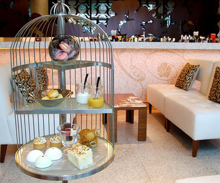 W Singapore-Sentosa Cove High Tea