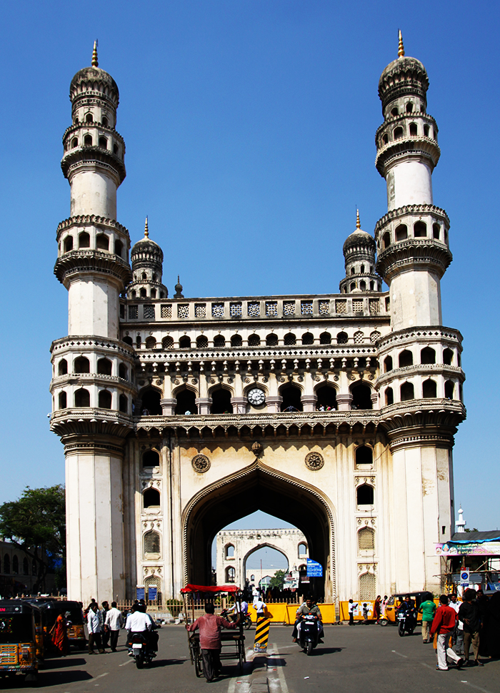 Charminar Hyderabad India - Hyderabad Must Sees