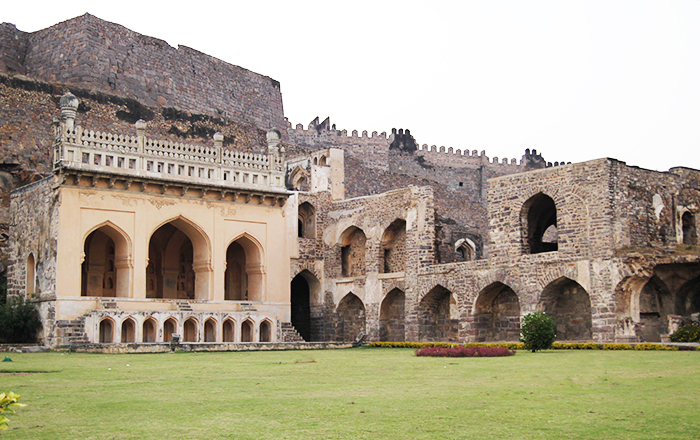 Golconda Fort Hyderabad India - Must See Hyderabad