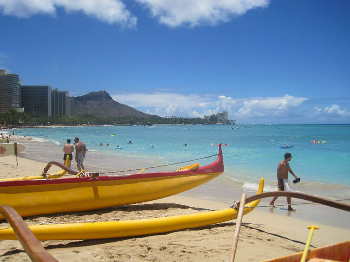 Waikiki Beach Best Activities
