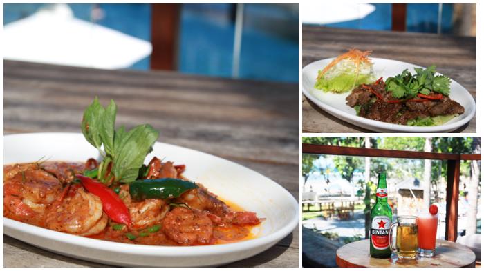 De Opera Beach Club Nusa Dua Bali Thai Restaurant