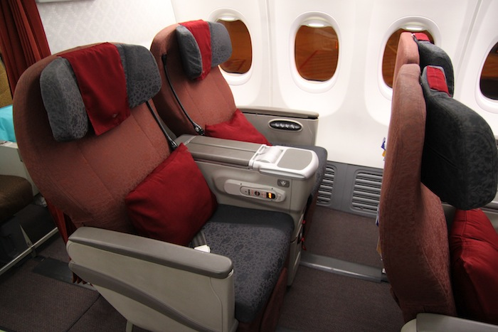 Garuda Indonesia Singapore Surabaya Executive Class