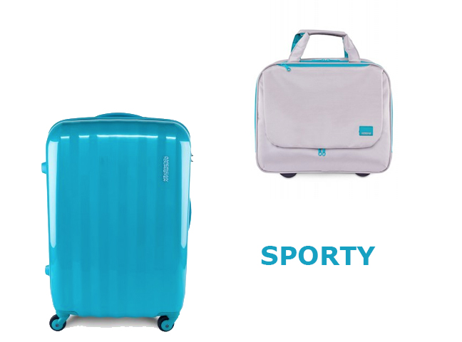Sporty Travel Style