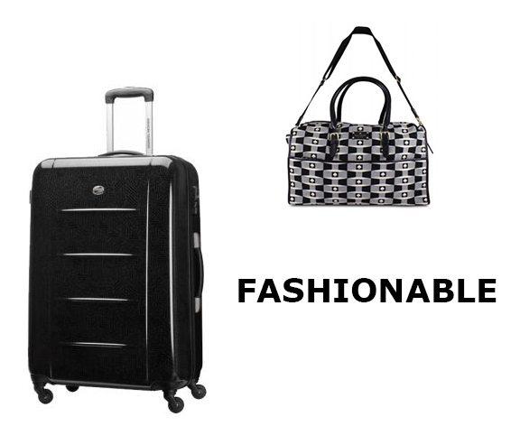 Fashionable Travel Style