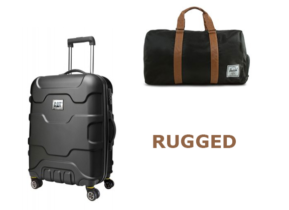 Luggage Ideas for the Rugged, Sporty and Fashionable Travellers