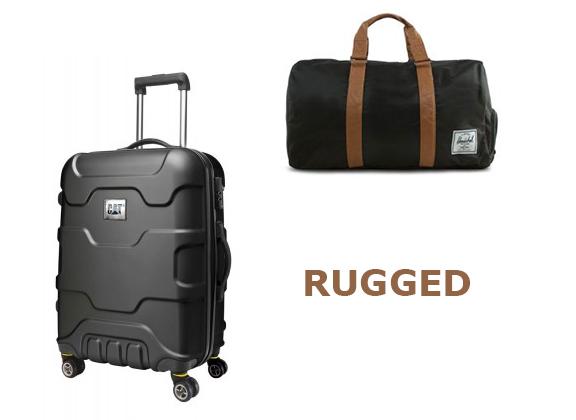 Rugged Luggage