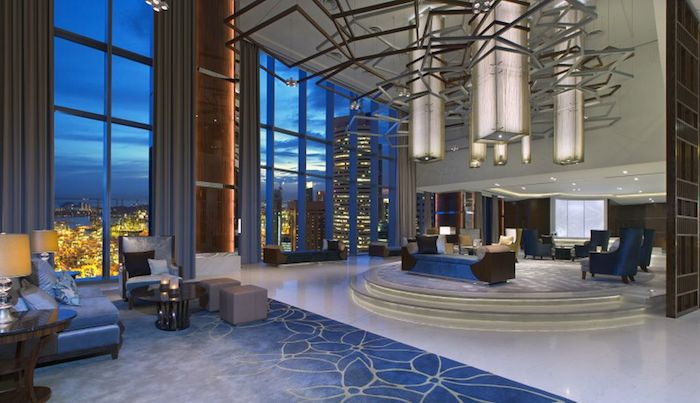 The Westin Singapore Hotel Grand Opening