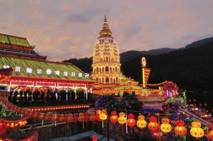 Kek Lok Si Temple Penang Malaysia