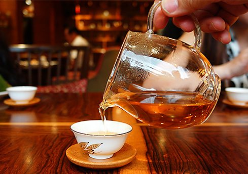 Lunar New Year Reunion High Tea at Tian Fu Tea Room
