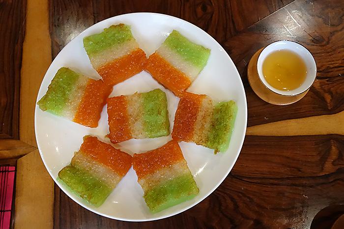 Lunar New Year Reunion High Tea at Tian Fu Tea Room Review