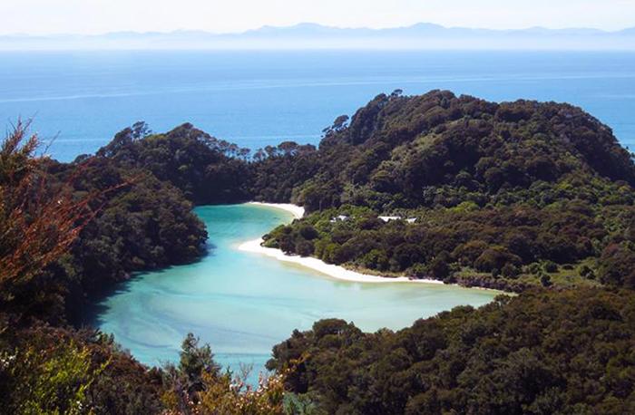 Abel Tasman National Park New Zealand