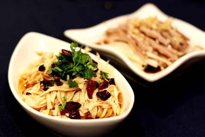Jesse Shanghainese Restaurant - Mixed Mushroom with Beancurd Sheet