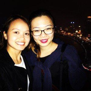 Vue Bar Shanghai - Elaine & Jamie