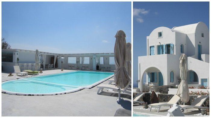 Kalestesia Suites Akrotiri Santorini Greece