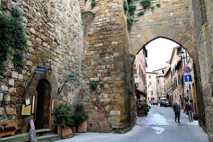 Wine tasting Montepulciano Tuscany Italy