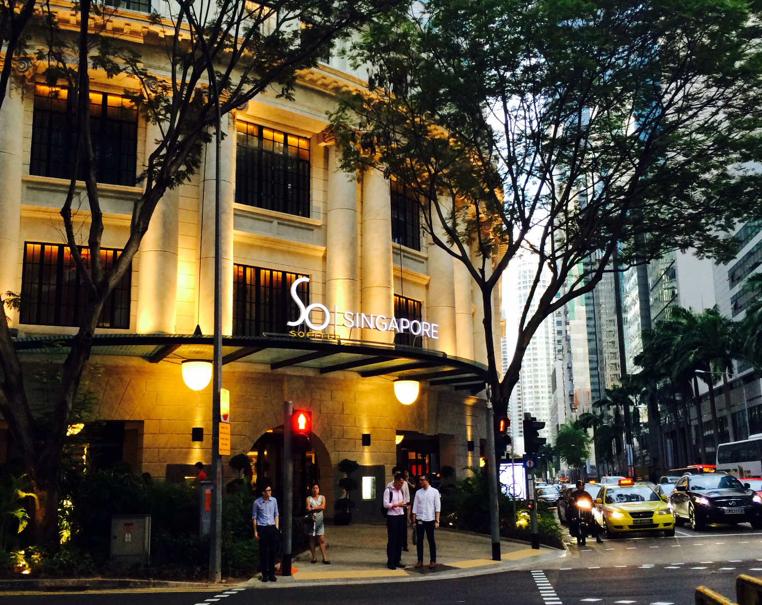 Sofitel So Singapore Xperience Bar