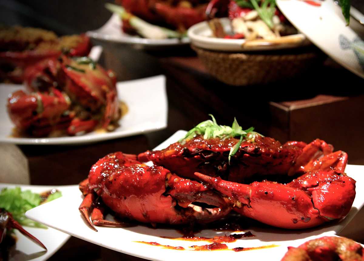 The Ultimate Crab Feast at Plaza Brasserie