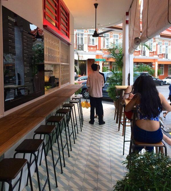 Three Buns Burger Restaurant Singapore Review