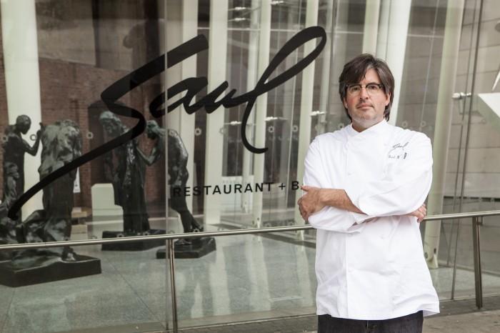 Chef Saul Bolton Singapore