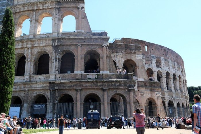 Colosseum Rome Top Sights