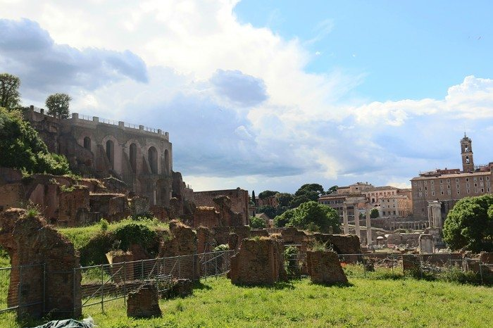 Roman Forum Rome Top Sights