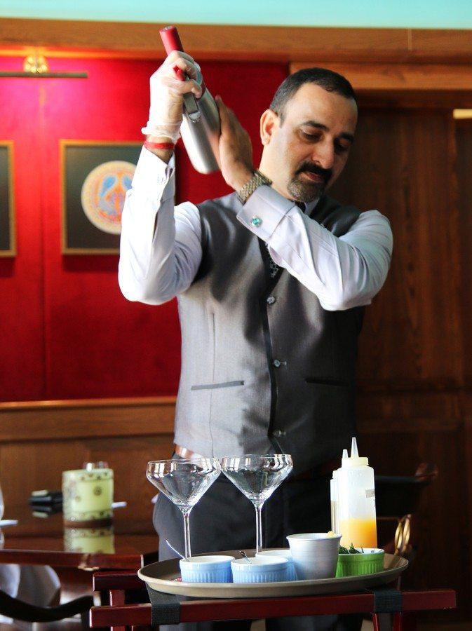 Saha Signature Indian Restaurant and Bar Dempsey Hill Singapore
