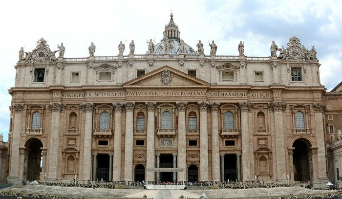 St Peters Basilica Rome Top Sights