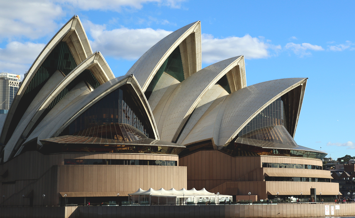 Sydney Opera House Top Sights