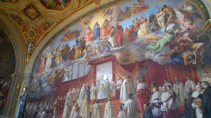 Sistine Chapel Rome Top Sights