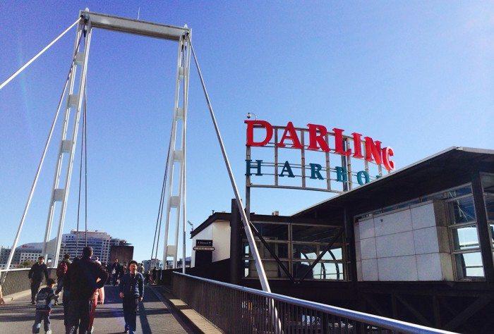 sydney Darling Harbour Australia top sights