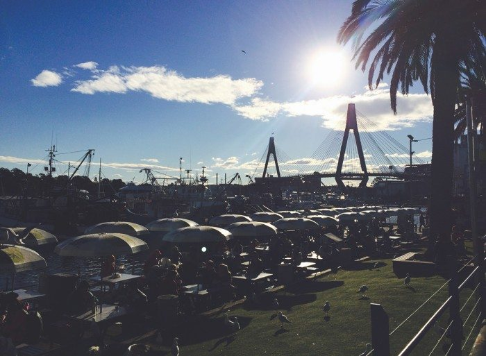 sydney fish market Australia top sights