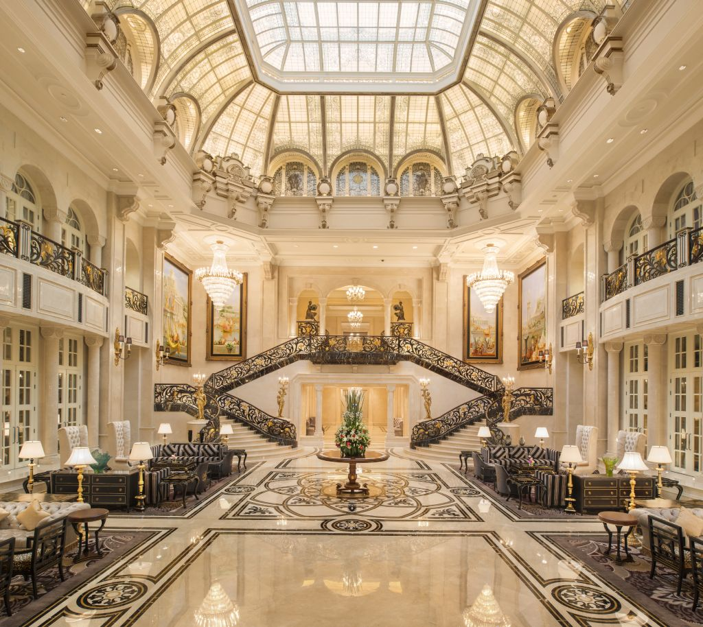 Lobby_The Castle Hotel_a Luxury Collection Hotel Dalian1