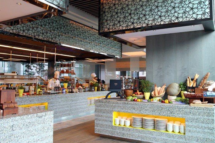 Makan@Jen High Tea Hotel Jen Orchardgateway