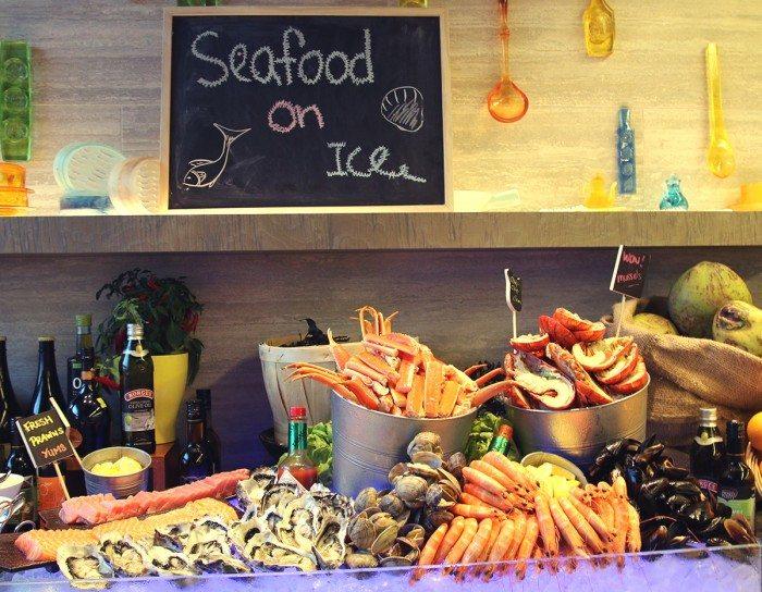 Makan@Jen Seafood Buffet Hotel Jen Orchardgateway