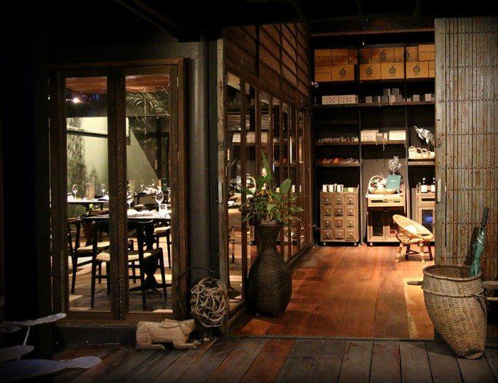 bolan restaurant bangkok exterior