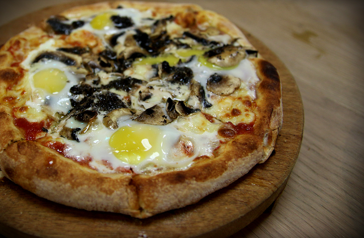 Al Tartufo Pizza Ricciotti Riverwalk Singapore