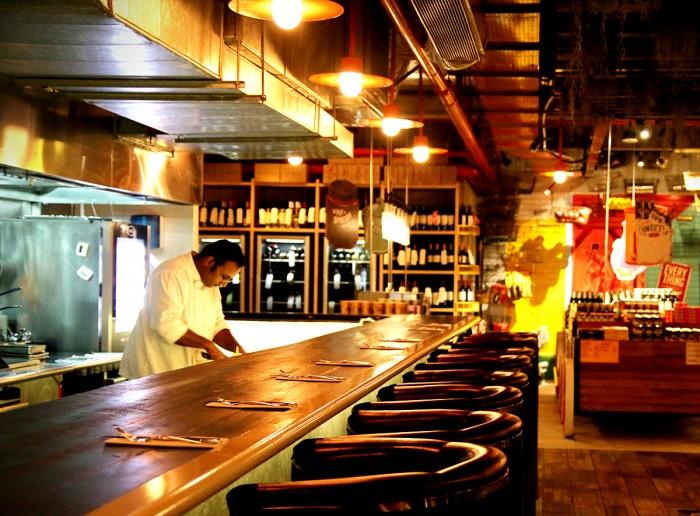 Bochinche Restaurant singapore