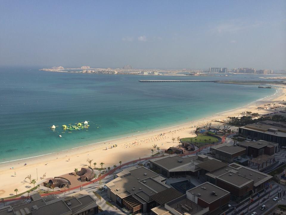 24 hours in dubai Jumeirah Beach