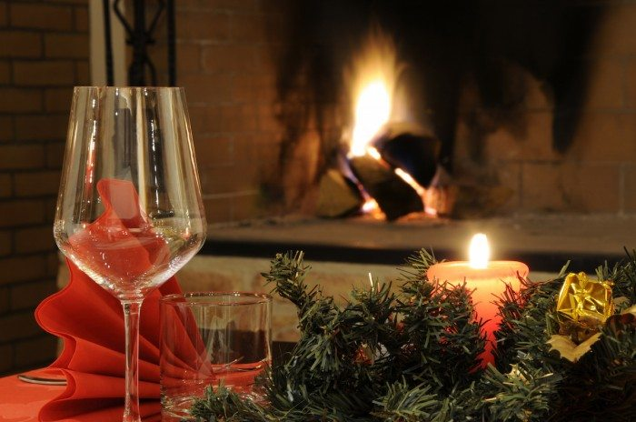 Best Winter Time Activities in Vancouver - warm up by a fireplace