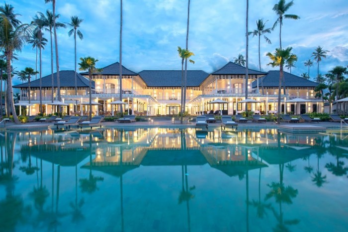 The Sanchaya New Luxury Resort Bintan Indonesia