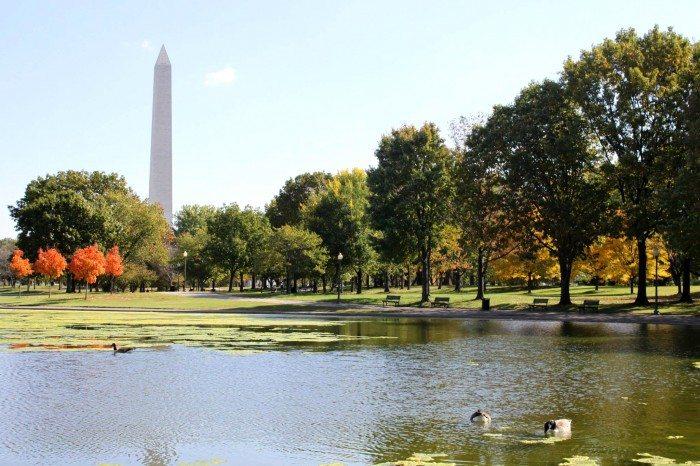 Washington DC America's Top cities