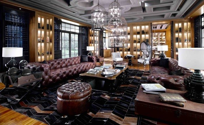 The Sanchaya New Luxury Resort Bintan Indonesia - Restaurant The Library