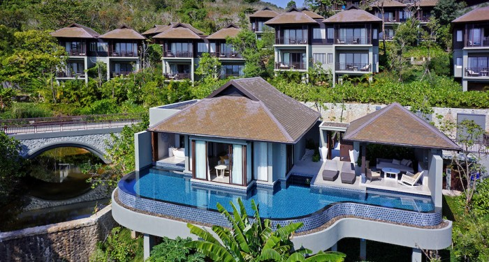 Southeast Asia most romantic resorts Pullman phuket