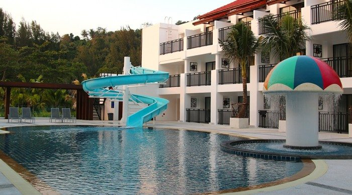 Novotel Phuket Karon Beach Kids Pool2