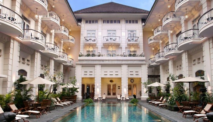 Stay at the Phoenix Hotel - Things to do in Yogyakarta, Indonesia