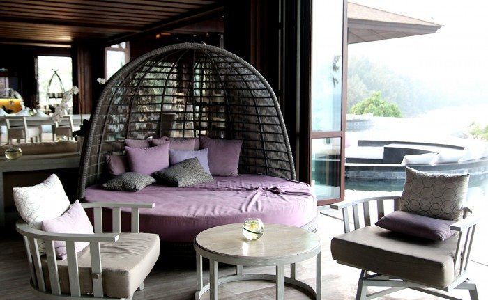Pullman Phuket Arcadia Nathan Beach Review - C Bar and Lounge