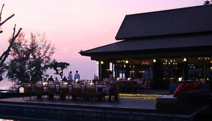 Pullman Phuket Arcadia Naithon Beach Resort Review - Restaurant